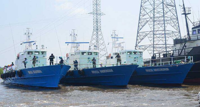 U.S Boosts Nigeria's Maritime Security With New Surveillance Equipment