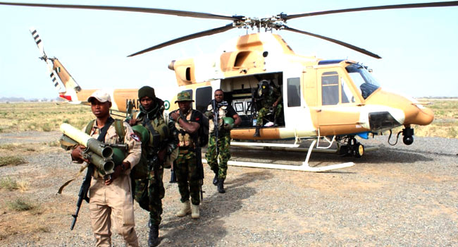 PHOTOS: NAF Explains Role In 'Rescue' Of Kankara Schoolboys