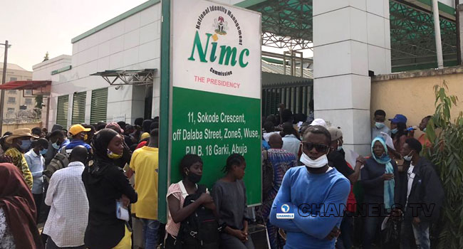 NIN Registration Suffers Setback As NIMC Workers Down Tools Nationwide