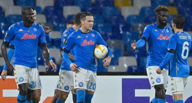 Napoli Get First Win In Stadio Maradona As Inter Retake Second Spot