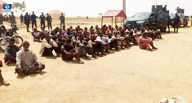 Army Arrests 66 Suspected Criminals, Loses Seven Personnel In Niger