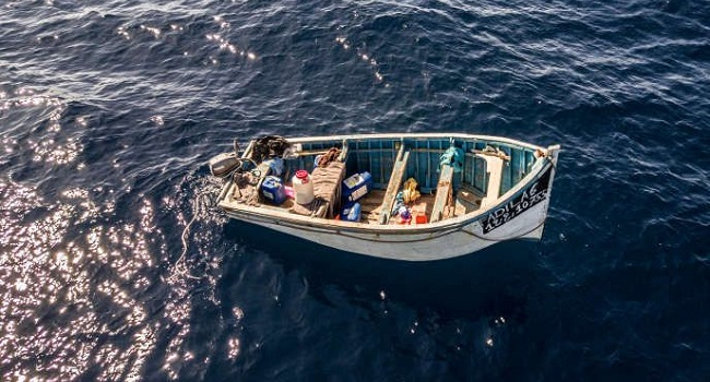 Nearly 2,200 Migrants Died Trying To Reach Europe In 2020- NGO