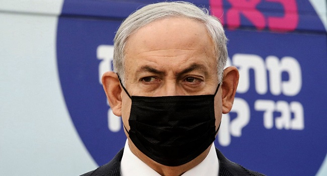Israel PM Netanyahu To Enter Precautionary COVID-19 Quarantine