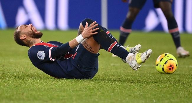 Neymar Set For PSG Return In January