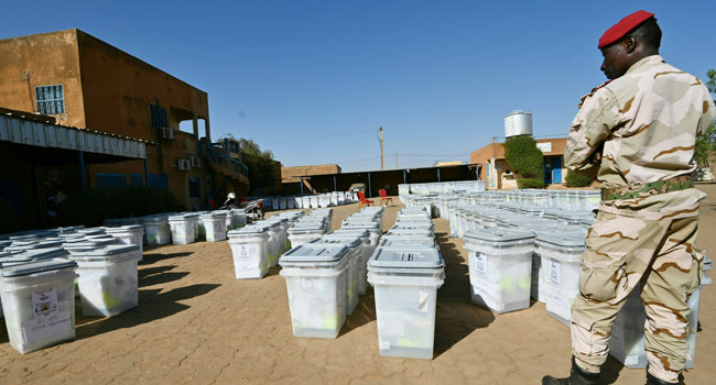 Niger Republic Holds Elections