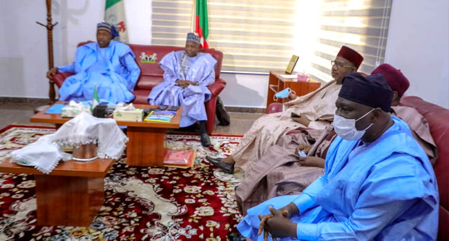 Insurgency: North East Governors Back Call To Engage Mercenaries