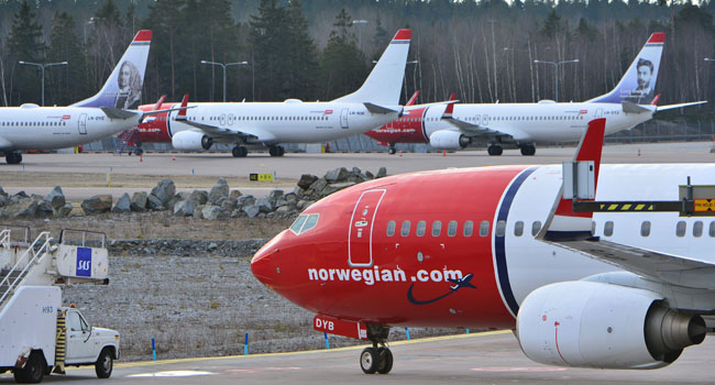 Norwegian Air Secures Bankruptcy Protection In Norway