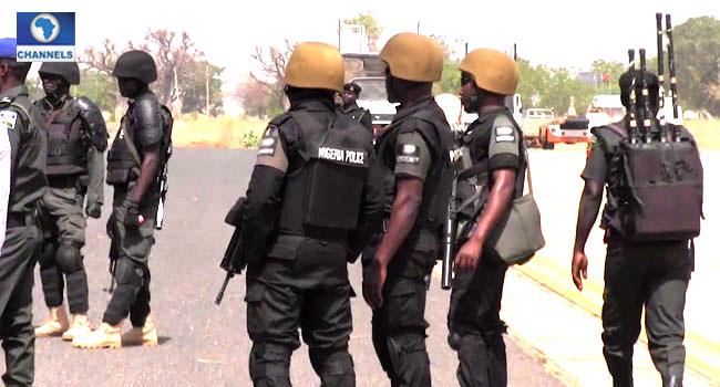 Police Arrest Suspected Armed Robber After Gun Battle In Ogun