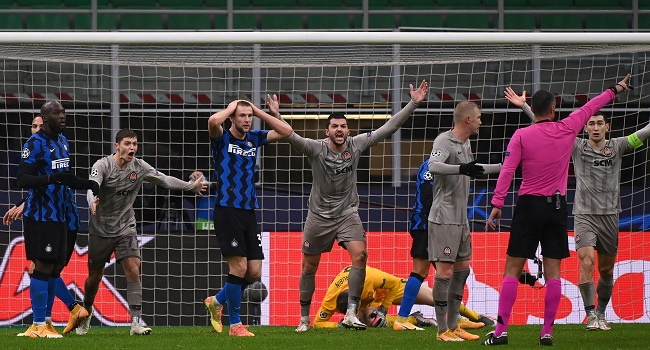 Inter Close Gap On Leaders AC Milan, Ronaldo Penalty Miss Stalls Juve