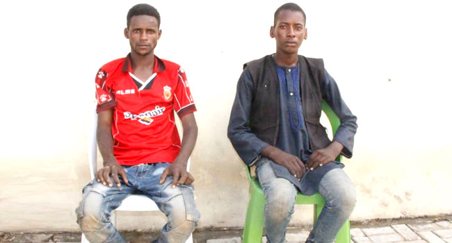 Police Arrest Two Suspected Kidnappers Of US Citizen Rescued In Nigeria