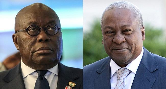 Ghana Court Dismisses Opposition's Election Challenge