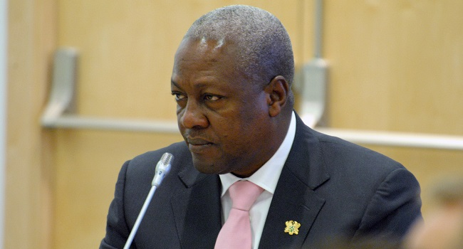 Ghana Elections: Ex-President Mahama Rejects Result, Seeks Rerun