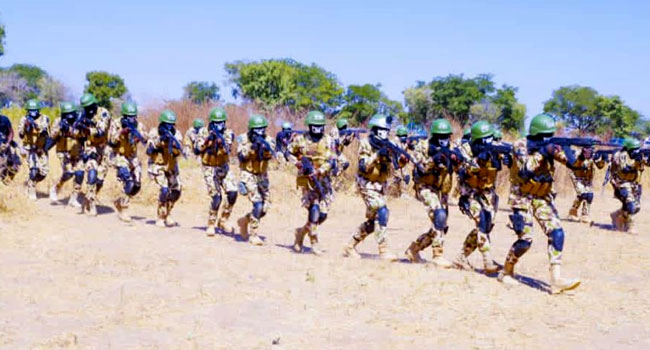 Air Force Graduates 203 Special Forces, CSAR Operatives To Battle Insurgents, Bandits