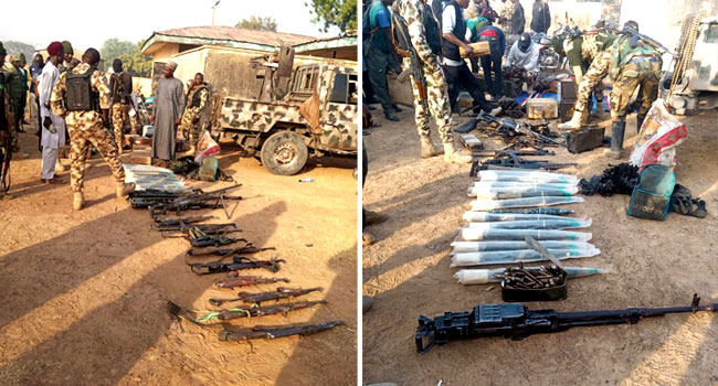 Soldier Dead, Two Others Injured As Troops Kill Scores Of Terrorists In Borno