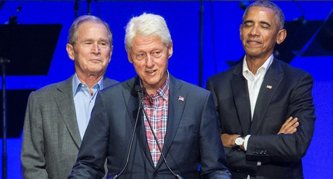 Former US Presidents Ready To Publicly Receive COVID-19 Vaccine