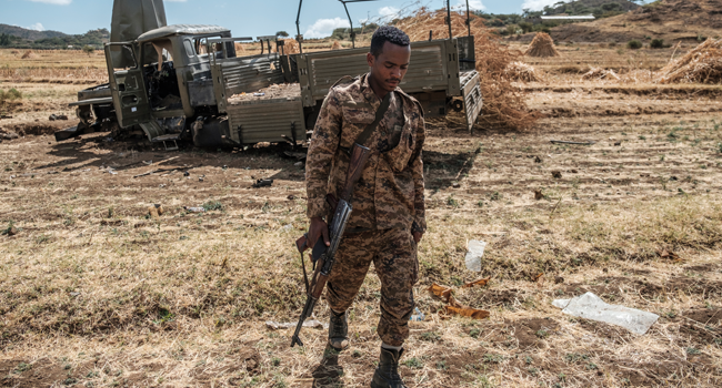 US Thinks Eritrea Joined Ethiopia War in Tigray