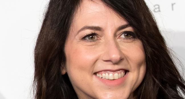MacKenzieScott, Bezo's Ex-Wife, Donates $4.2 Billion To Charity