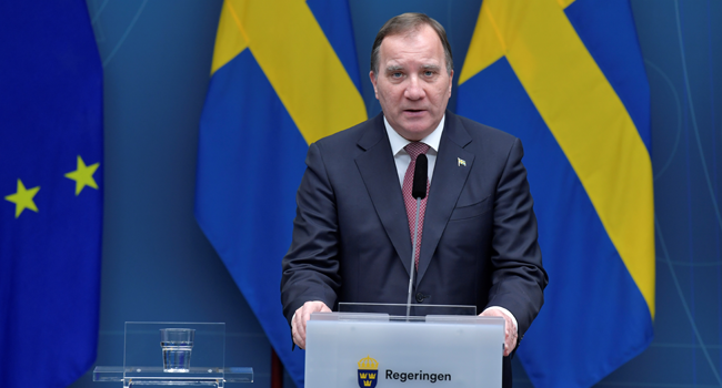 Sweden Reverses Face Mask Policy, Recommends Use In Public