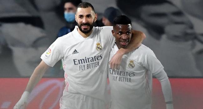 Madrid Join Atletico At Top Of La Liga After Granada Win