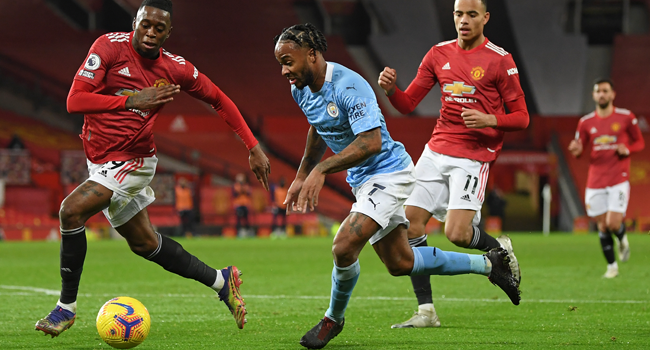 No Sparks As Man Utd, Man City Play Out Drab Draw