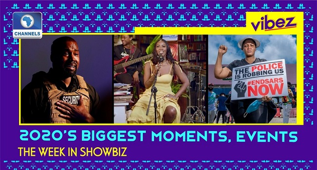VIBEZ Special: 2020's Biggest Moments, COVID-19, #EndSARS And How We Were Affected