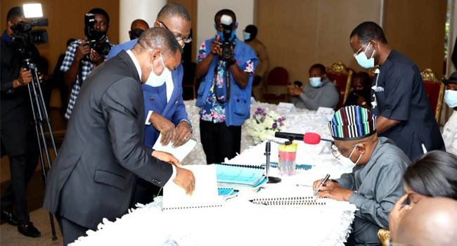 Wike Signs 2021 Budget, Pledges Implementation To Improve Status Of Life In Rivers