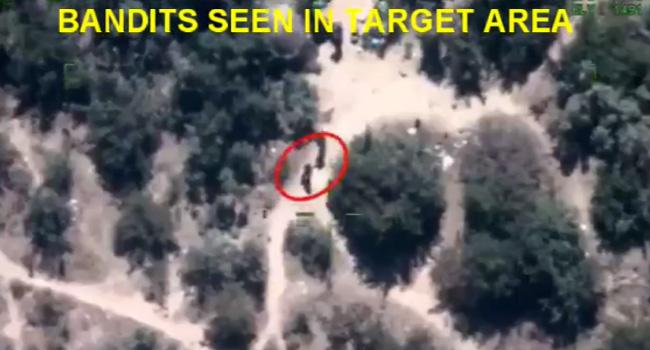 NAF Strikes Kill Several Bandits, Destroy Hideouts In Zamfara