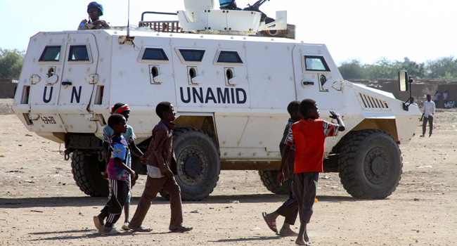 UN, AU End Peacekeeping Mission In Darfur