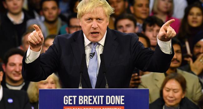 UK Finally Seals Exit From EU