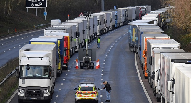 UK-France Border To Stay Open At Christmas