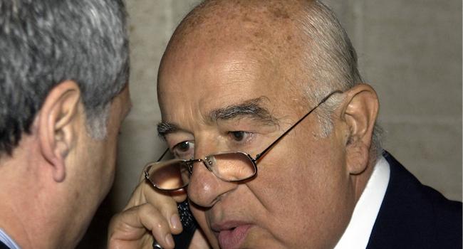 Brazil's Richest Man And Banker Joseph Safra Dies At 82