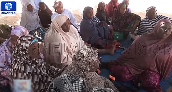 Kankara Abduction: Parents Assemble At School Premises, Keep Vigil