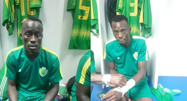 CAFCL: Plateau United Accuse Simba Of Poor Sportsmanship, Plans To Protest Result
