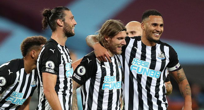 Newcastle Return To Training After COVID-19 Outbreak At Premier League Club