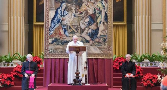 Pope had COVID swab on Monday - sources - English