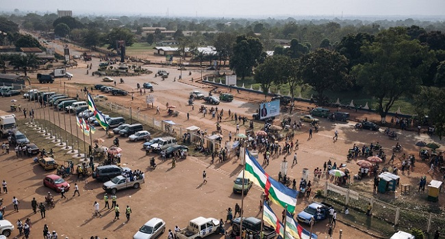 Russia, Rwanda Send Troops To Central Africa Republic After Alleged Coup Bid