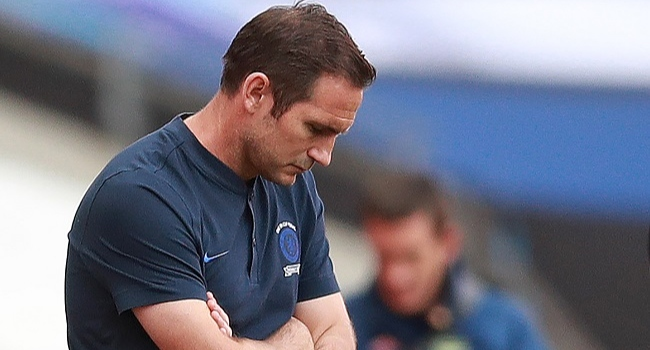 Lampard 'Disappointed' With Chelsea Exit