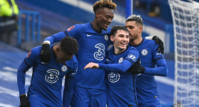 FA Cup: Abraham's Hat-trick Takes Heat Off Lampard As Chelsea Advance