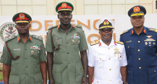 PDP Urges ICC To Investigate Outgoing Service Chiefs Over Crime Against Humanity