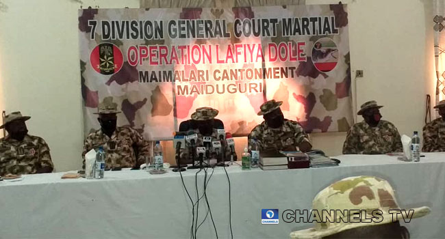 Murder: Court Martial Sentences Soldier To Death By Firing Squad