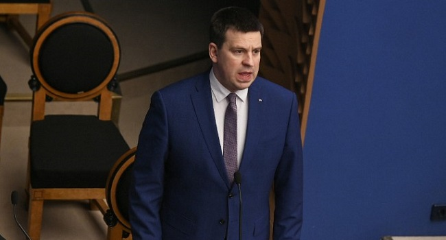 Estonian PM Juri Ratas resigns over corruption charges