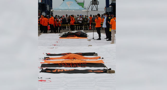 Indonesia's Deadliest Air Crashes