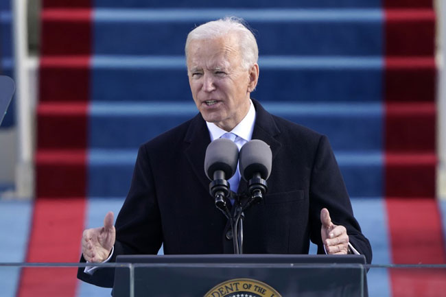 Biden To Visit Pentagon Amid Worries About Racism, Extremism