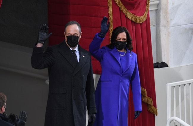 Kamala Harris and Husband
