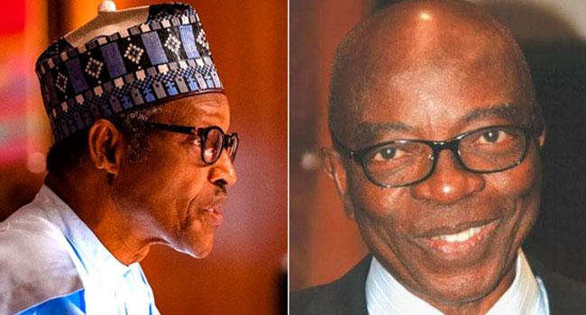 Buhari Condoles With Family Of Former Minister, Senator Jubril Martins-Kuye