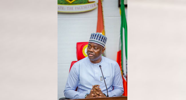 We'll End Kidnapping And Insecurity In Oyo, Makinde Vows