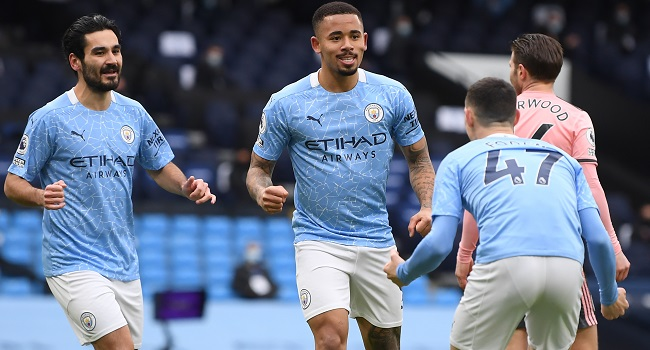 Man City Move Four Points Clear, Newcastle Lift Pressure On Bruce