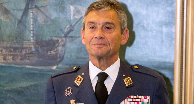 Spain's Chief Of Defence Staff Resigns For Getting COVID-19 Vaccine Before Allowed