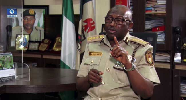 Border: Closure Is Good For Nigeria's Security, Says Immigration Boss