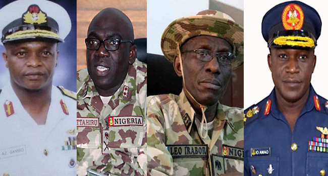 Restore Professionalism And Boost Morale Of Troops Urgently, PDP Tells Service Chiefs